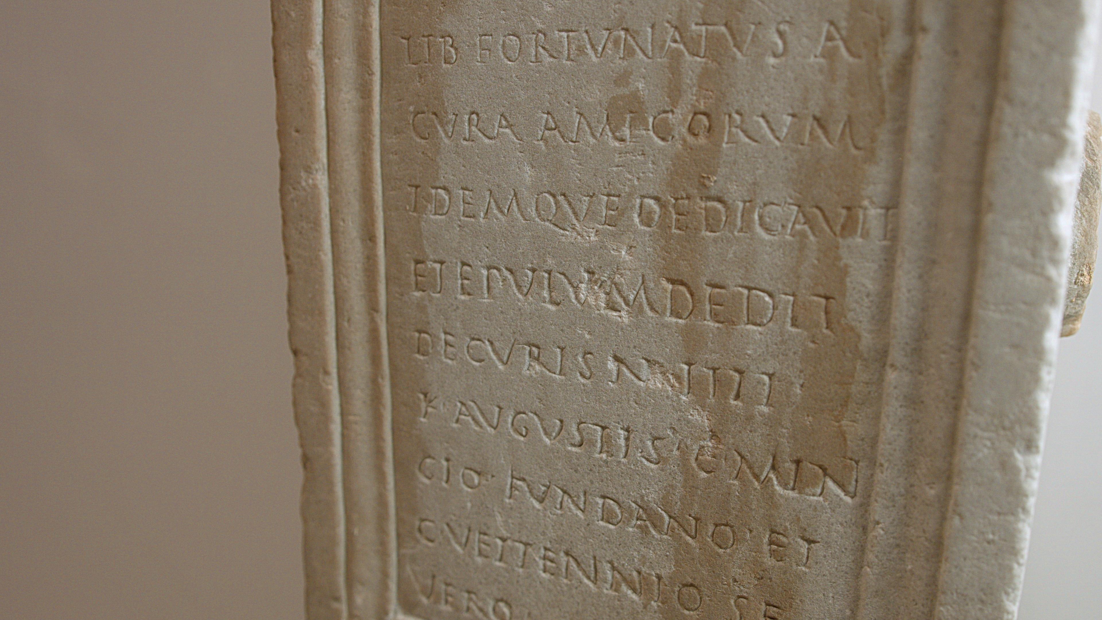 Altar to Sylvanus
